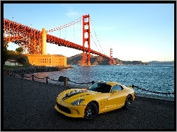 Most Golden Gate, Dodge Viper